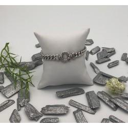 ZinZi zilveren gourmet armband ZIA 1905