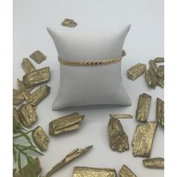 ZinZi Goldplated Armband Hartjes ZIA 1798G