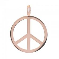 """Hanger """"Peace"""" rosé"""