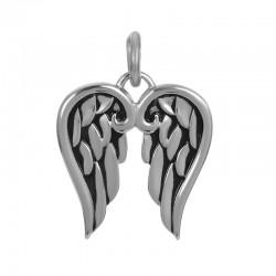 """Hanger """"Wings"""" zilver"""