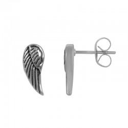 """Oorbellen """"Angel Wings"""" zilver"""