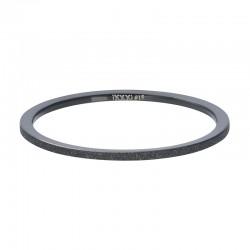 iXXXi vulring sandblasted zwart 1mm