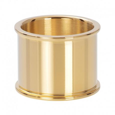 iXXXi basisring goud 16mm