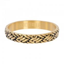 iXXXi vulring love knot goud 4mm