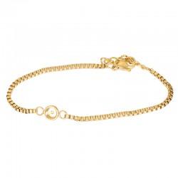 ixxxi armband top part basis goud
