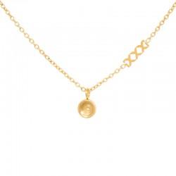 ixxxi collier top part base goud
