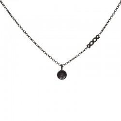 ixxxi collier top part base zwart