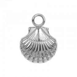 ixxxi charm schelp zilver
