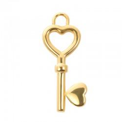 ixxxi charm sleutel goud