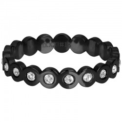 ixxxi vulring grote cirkel - zwart 4mm