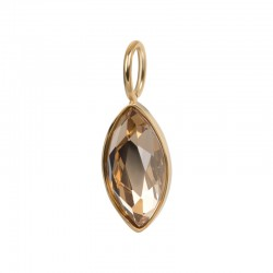 ixxxi charm royal diamond topaz ca 21 mm