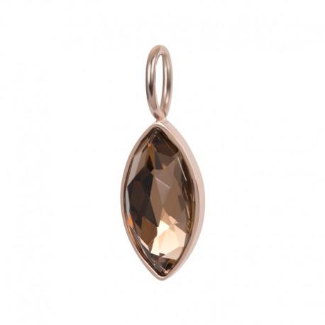 ixxxi charm royal diamond champagne ca 21 mm
