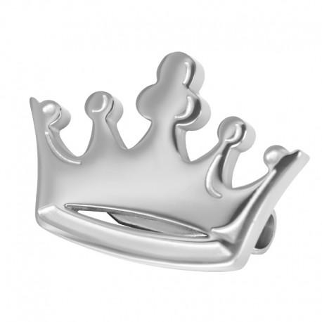 ixxxi broche kroon zilver