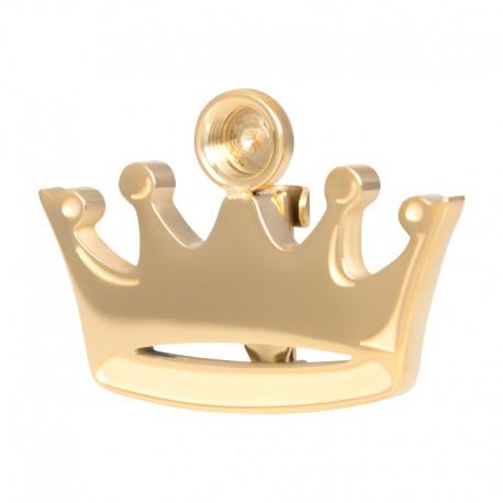 ixxxi broche top part base kroon goud