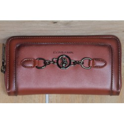 US POLO ASSN Geartwood Brown