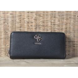 Guess Diigital wallet black